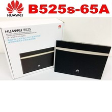 (+2pcs antenna)Huawei B525s-65a 4G LTE Cat6 Wireless Router