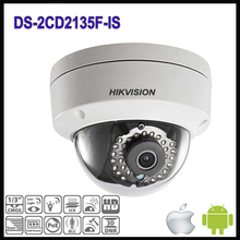 Hikvision Dome Camera  CCTV camera 3MP Outdoor DS-2CD2135F-IS Security Network Mini ip Cameras 30M IR Digital HD Waterproof