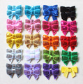 """1.5"""" mini sequin bows baby hair bows 19colors all have 100pcs free shipping"""