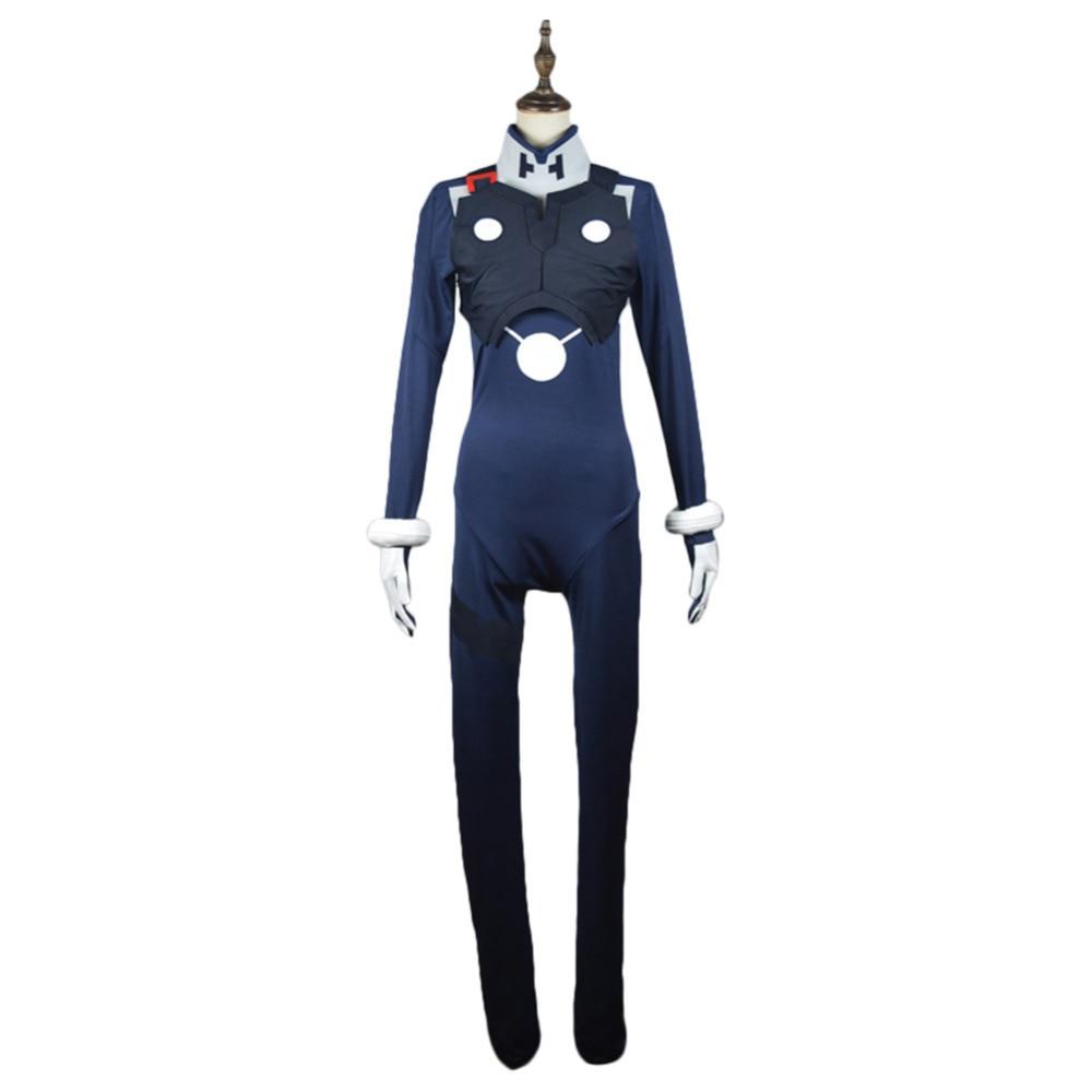 DARLING in the FRANXX HIRO Code 016 Pilot Cosplay Costume 016 Jumpsuit Outfit Cosplay Costume Jumpsuit  For Men Adult
