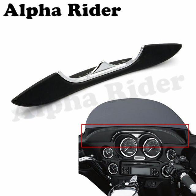 Motocicleta Marcos interior acento Dash pad buffer Cojines protector ...