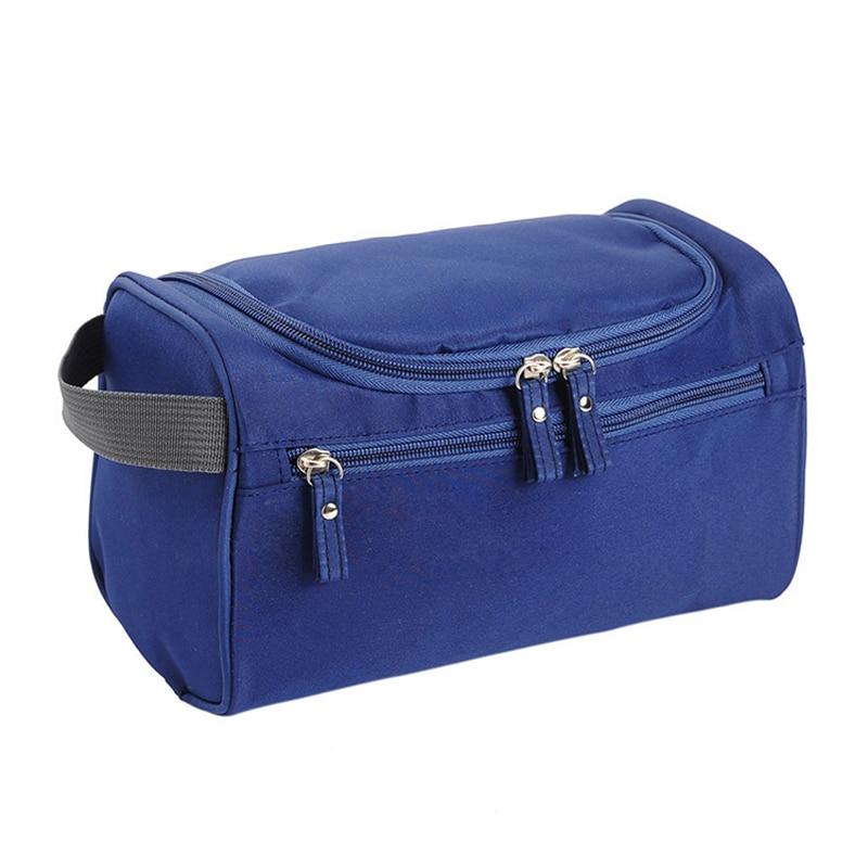 Nylon Large Capacity Woman Cosmetic Bag Men Travel Waterproof Storage Lady Wash Bags Beautician Organizer Makeup Bag Z-23