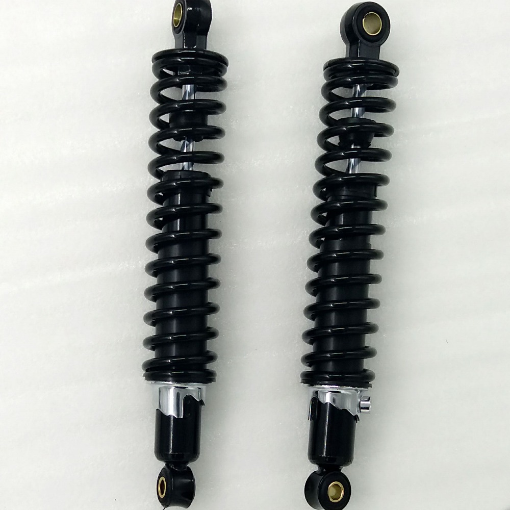CG125 320mm/325mm/330mm 7mm spring Rear Shocks Absorbers for HONDA CX500 /Yamaha/Suzuki/Kawasaki/Dirt bikes/ATV