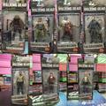 Serie de TELEVISIÓN AMC The Walking Dead Abraham Ford Bungee Rick Grimes El Gobernador Walker PVC Figura de Acción de Colección Modelo de Juguete