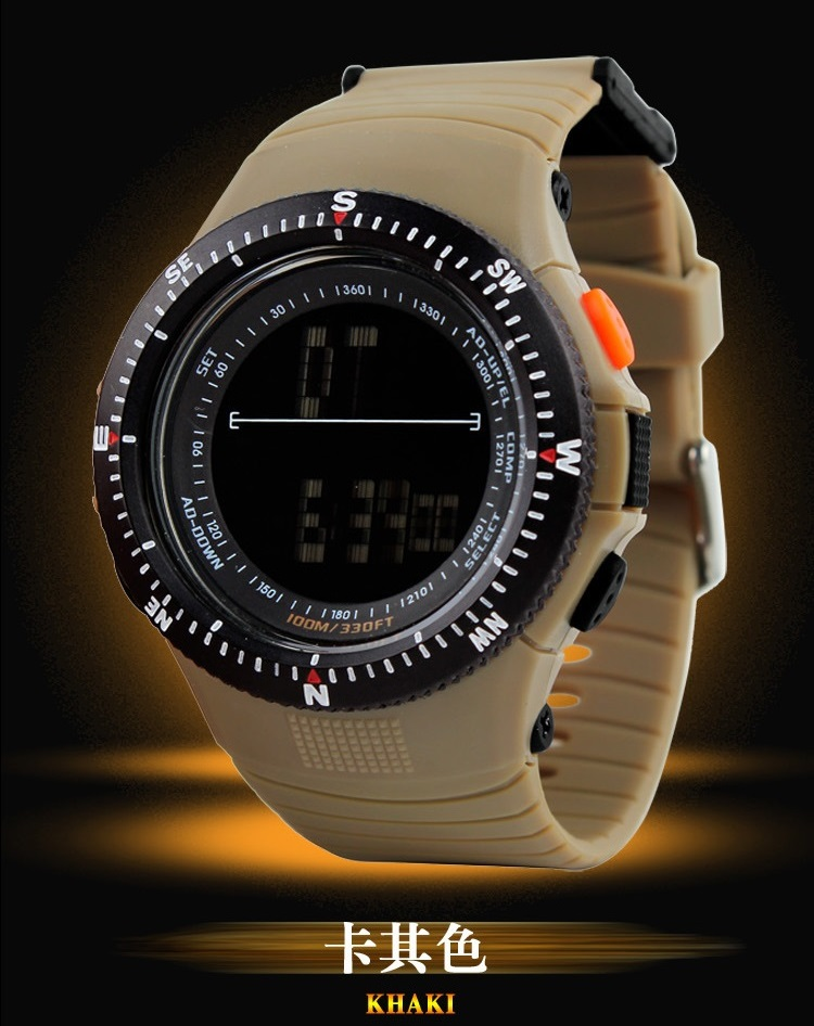 Men Countdown Digital Watch SKMEI Male Watch Casual Quartz Clock LED Digital Tactical Watch Men Sports Watches Relogio Masculino