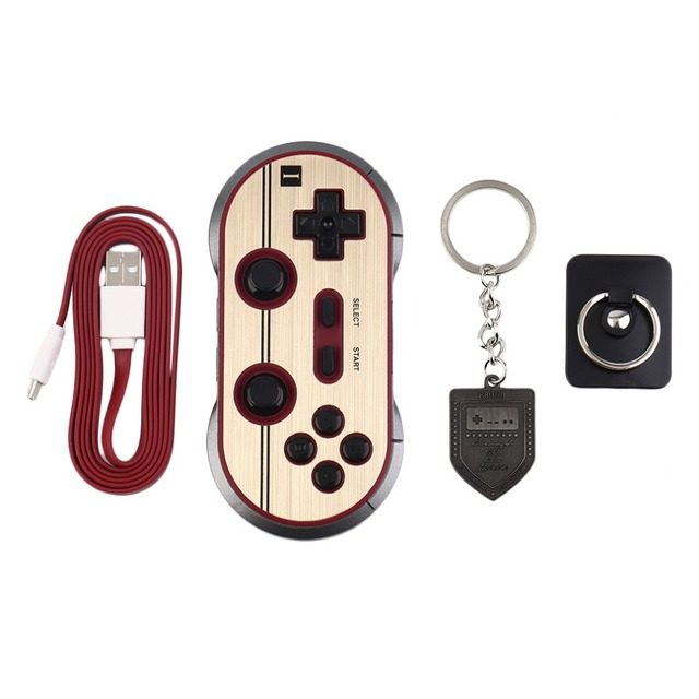 8Bitdo FC30 PRO Wireless Bluetooth Controller Classic Joystick Kit with Dual Analogue Sticks Support IOS Android Mac OS PC NEW