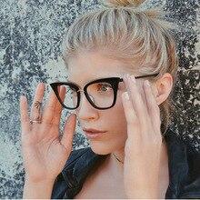 862defdd0f Mimiyou 2018 mujeres modernas gafas de sol ojo de gato remache gafas  Vintage moda mujer anteojos gafas de sol hombres marca somb.