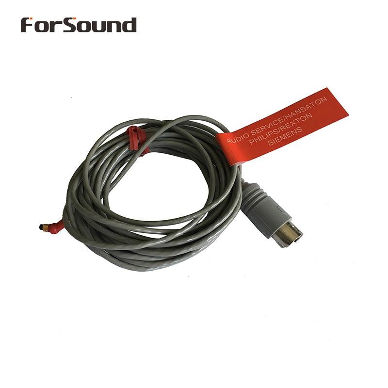 Digital Hearing Aid Cs44 Programming Cable For Siemens
