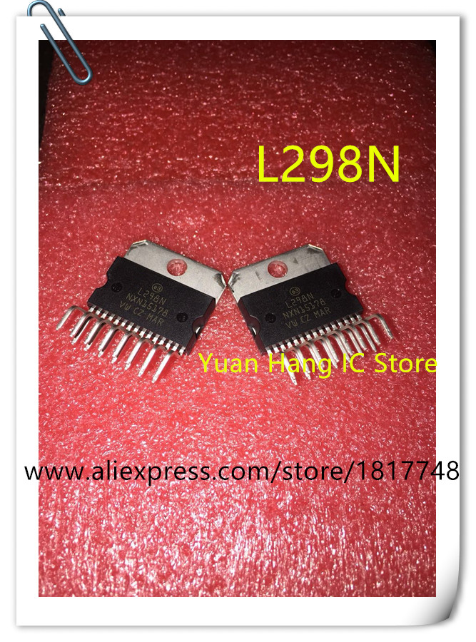 10pcs/lot  L298N L298 ST ZIP-15 IC