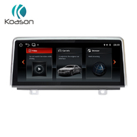 Koason Android 7.1 Car Audio Stereo Right Driver's seat 10.25 inch Screen for BMW 1 2 series F20 F21 F23 GPS Navigation NBT RHD