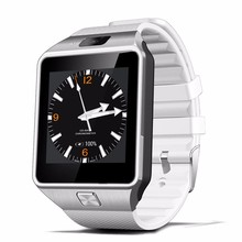 QW09 Smart uhr Bluetooth 4,0 1,54 zoll 3G Android 4.4 WIFY APP Kamera MTK6572 1,2 GHz Dual Core 512 MB RAM 4 GB ROM Smartwatch