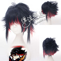 Cosplay wig kill la kill double young girl anime cos wig