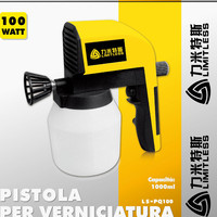 limitless 100W DIY force with electric spray gun spray gun electric household paint gun perfuming electromechanical gun