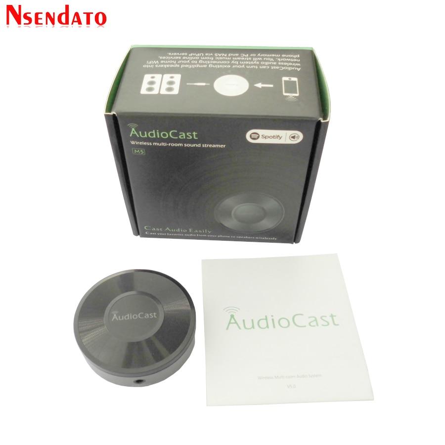 Audiocast M5 DLNA Airplay Adaptörü Kablosuz Wifi Müzik Ses Streamer Alıcısı  Ses müzik