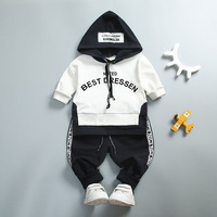 High Quality Baby Boy Band Clothes Outfits Sets 2015 Spring Or Fall Cotton Star Print Boys