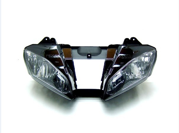 Motorcycle Front Headlight For R6 06-07 Headlamp Lighting  motorcycle front