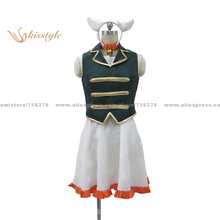 Kisstyle Fashion VOCALOID Kagamine GUMI New Uniform COS Clothing Cosplay Costume,Customized Accepted