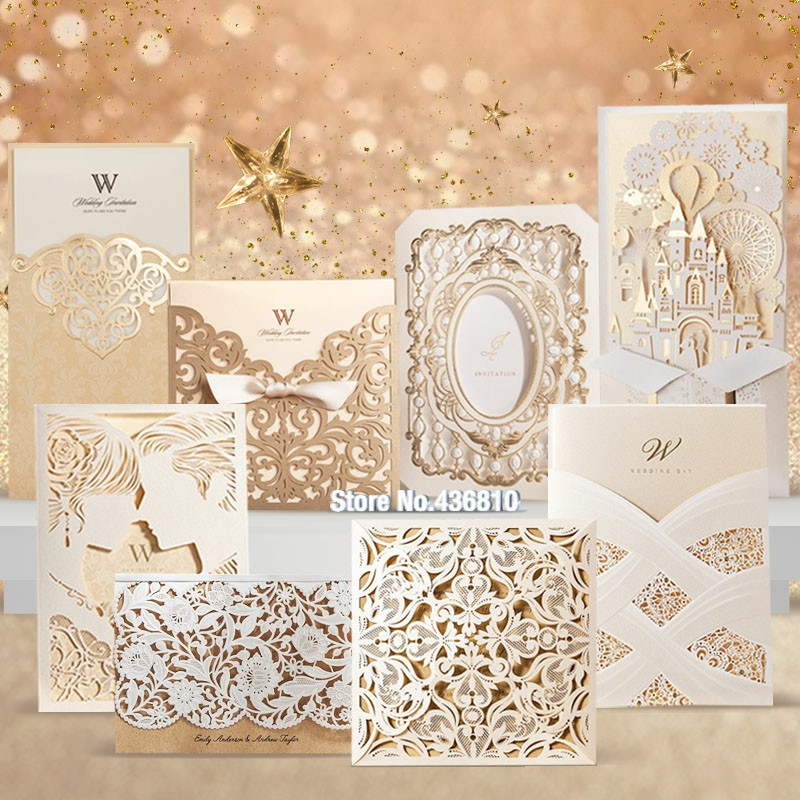 SuperDeals - 100 Samples for choose from Wedding Invitations ...
