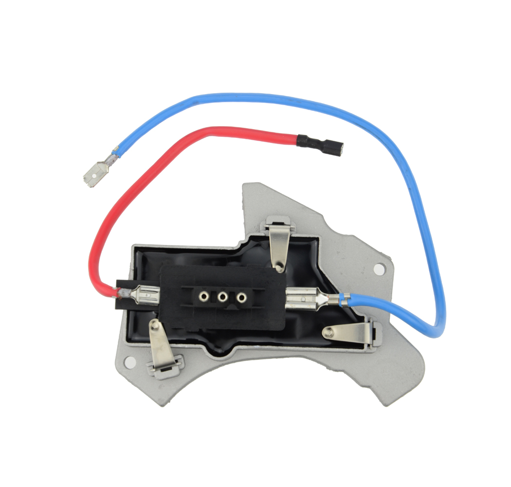 For C220 C230 C280 C36 AMG C43 AMG CLK320 CLK430 HVAC Blower Motor Resistor New