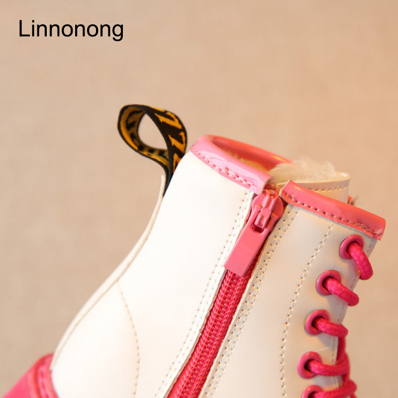 Hot-Winter-Children-Snow-Boots-Fashion-Kids-Girls-Boys-Lace-up-Martin-Boots-Plush-Keep-Warm-Antislip-Patent-Leather-Boots-Shoes-2