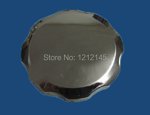 Stainless Steel 152F 154F Generator Fuel  Tank Cap,168F 170F 188F 190F Generator Fuel Tank Cover