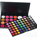 Pro 84 color Matte Eye shadow Lip gloss makeup palette Shimmer nude eyeshadow blusher Cosmetic Beauty make up kit Maquiagens