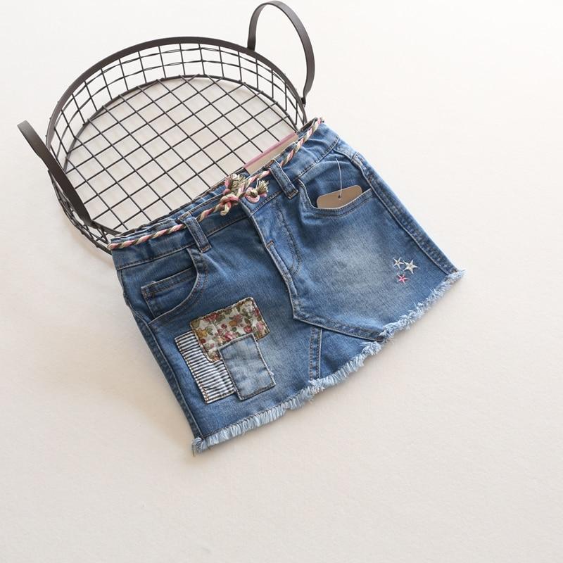 Buy Denim Skirt Girls And Get Free Shipping On AliExpress