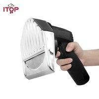 ITOP кухня Gyros ножи слайсер для кебаба резак для шаурмы перезаряжаемые мясо Slicer Doner с 2 лезвия 110 В 220 240