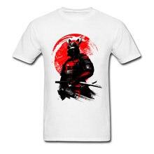 8c778178bd7d Samurai Warrior Men Cotton Tops & Tees Marine Tshirt Champion T-Shirt Star  War Men's Fashion T Shirt Sweatshirt Summer