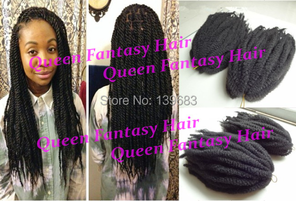 2016 new fashion 20in foloded afro kinky twists kanekalon marley 20in foloded afro kinky twists kanekalon marley braid synthetic hair extensions for black women free shipping on aliexpress alibaba group pmusecretfo Gallery