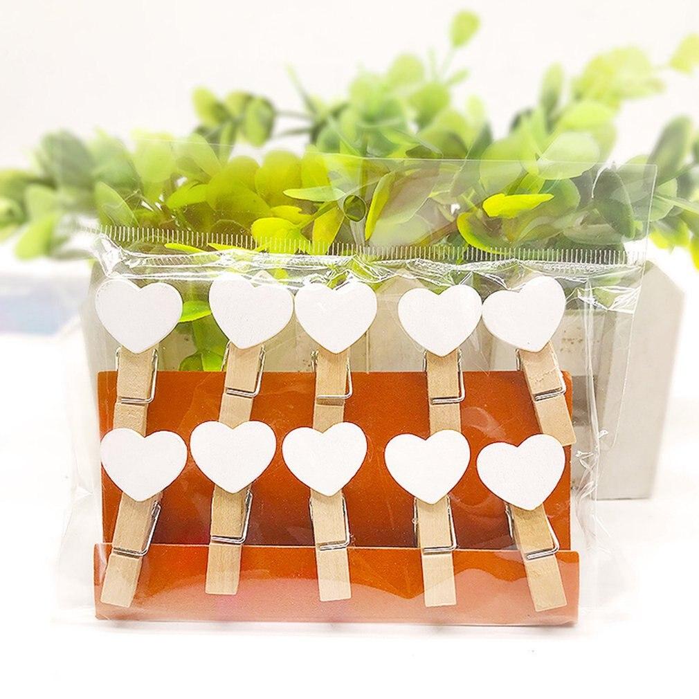 10 шт. куб база офисная Бытовая куб форма подставка деревянная карточка для размещения держатель бумага для заметок фото клип стенд - Цвет: RED