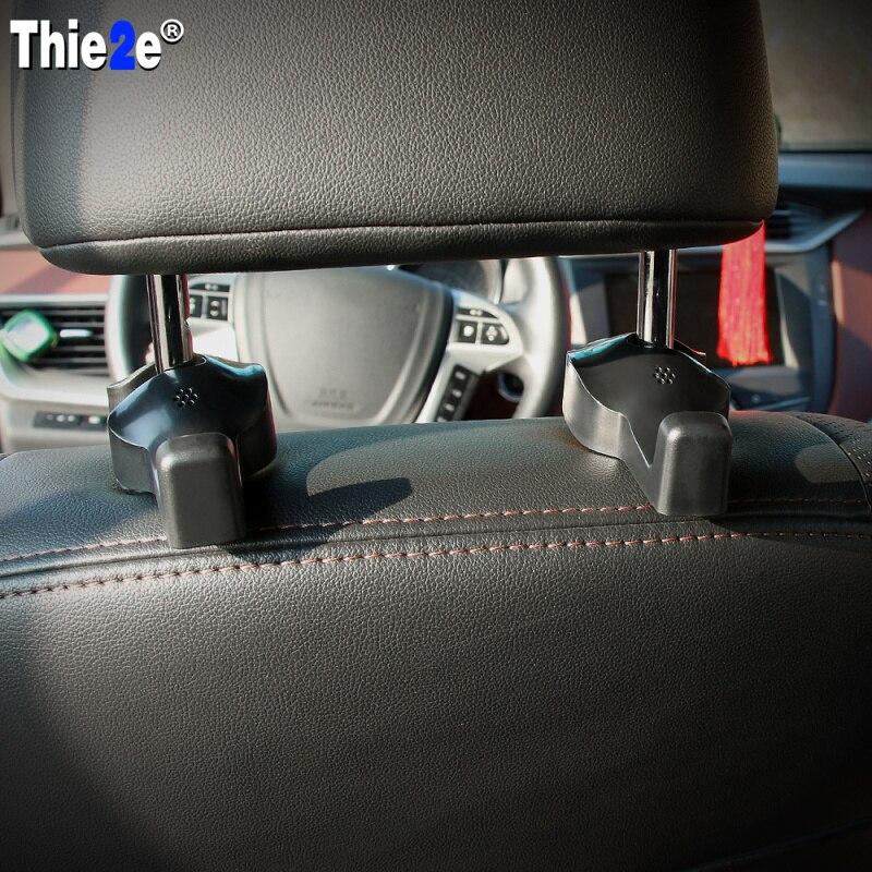 Automobiles & Motorcycles 2pcs Car Seat Hook Accessories Portable For Mercedes Benzw203 W210 W204 W211 Clk C180 E200 C E S Cls Cla Slk A200 A180 A260 C180
