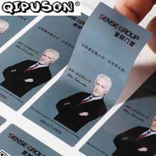 Naklejki, możliwość personalizacji etykiety ślubne naklejki personalizuj LOGO przezroczysty klej okrągła etykieta zawieszka na prezent dekoracja BGJ106