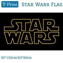 90*150 см 60*90 3x5ft Звездные войны флаг Галактический флаг империи металлическое отверстие полиэстер качество