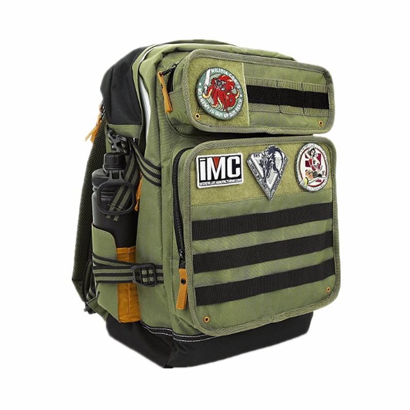 Titanfall 2 Backpack Laptop bag Cosplay Backpacks Teenager School Bags Men backpack Fashion Large Capacity travel bag mochila children school bag minecraft cartoon backpack pupils printing school bags hot game backpacks for boys and girls mochila escolar