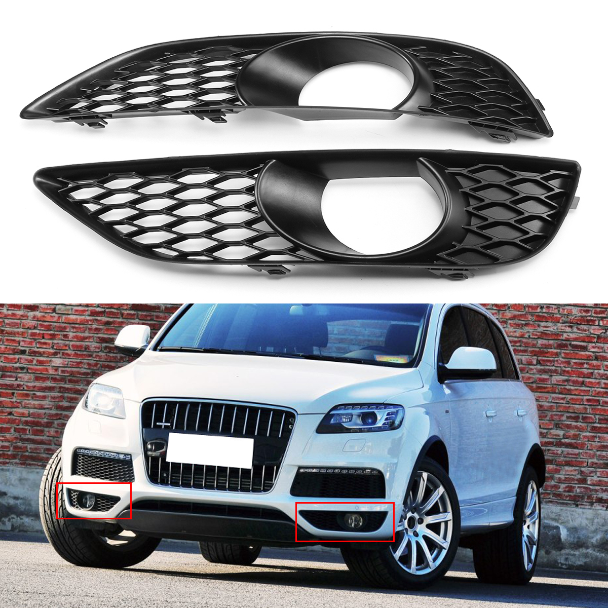 Aliexpress.com : Buy Car Left/Right Front Bumper Fog Light