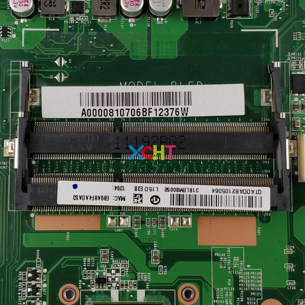 Image 3 - A000081070 DABLEDMB8E0 w E350 CPU 216 0774191 GPU for Toshiba L750 L750D Notebook PC Laptop Motherboard Mainboard-in Laptop Motherboard from Computer & Office