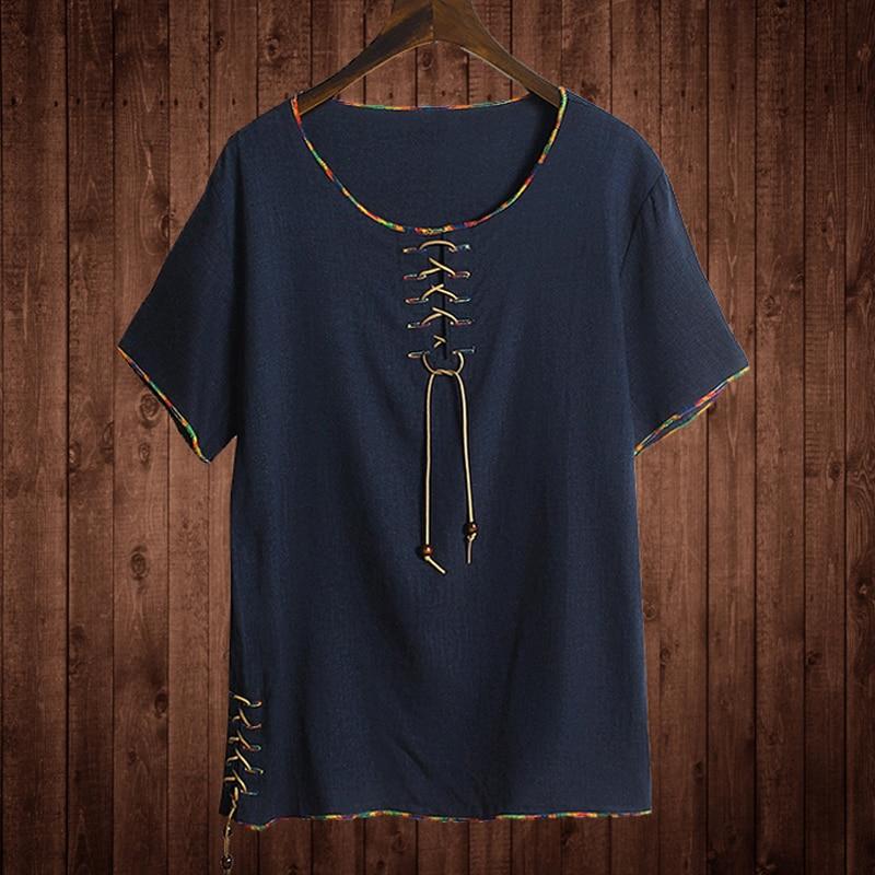 5XL CLOUD Tシャツ男性春の新クルーネック 8XL
