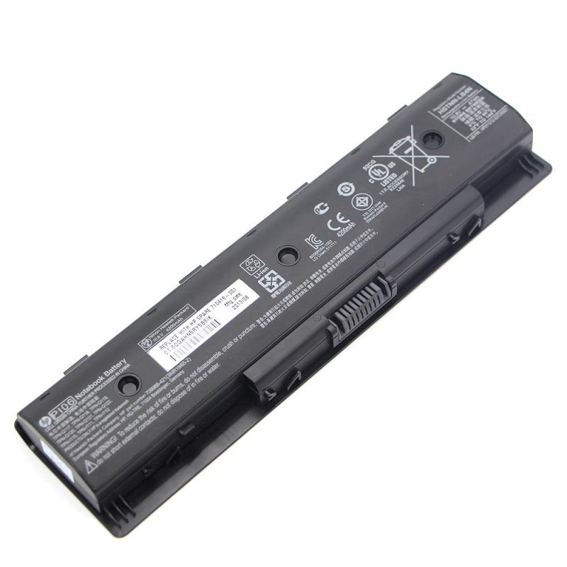 HP PI06 PI09 HSTNN-LB4N HSTNN-LB4O HSTNN-YB4N TPN-I110 TPN-I111 Pavilion 14 14-e051TX üçün 47Wh Orijinal Batareya