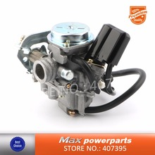 GY6-50 GY6 50 Engine Carburetor PD18J With Electric Choke Fit ATV Motorcycle Scooter  Chinese Scooter Moped Taotao Kymco