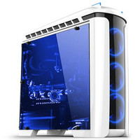 Tt(Thermaltake) Harmony Computer Case Transparent Side Panel Game Chassis