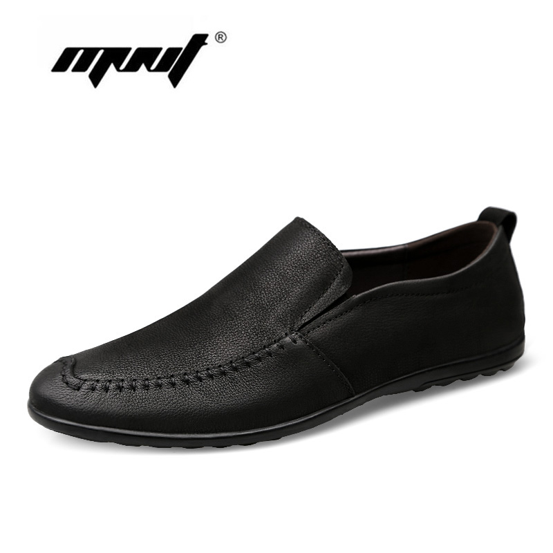 High Quality Genuine Leather Men Shoes Casual Slip On Men Loafers Moccasins Designer Men Flats Comfy Driving Shoes new men leather driving moccasins shoes british hollow men s slip on loafers summer flats men shoes casual comfy breathable