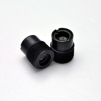 405/450nm лазерной покрытием коллимации объектив/стекло/трехслойная/M9 P0.5 металлический каркас