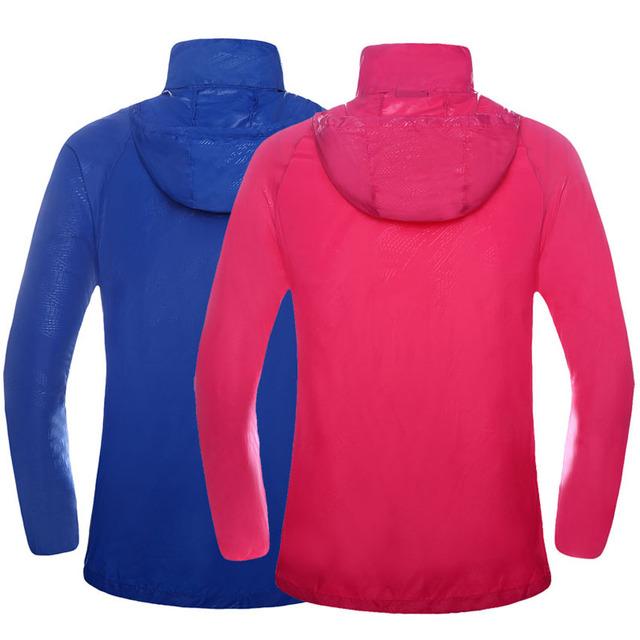 2017 New Mens Women Casual Jackets Windproof Ultra-light Jacket Men Army Windbreaker Quick Dry Skin Coat