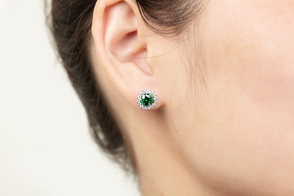 Factory-price-Huge-Aquamarine-With-925-Sterling-Silver-stud-earring-For-Women-Size 5 to 7 (14)