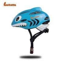 LANOVA Kids Bicycle Helmet Adjustable Safety Toddler Helmet for Outdoor Sports Cycling Skating Skateboarding Roller Blading
