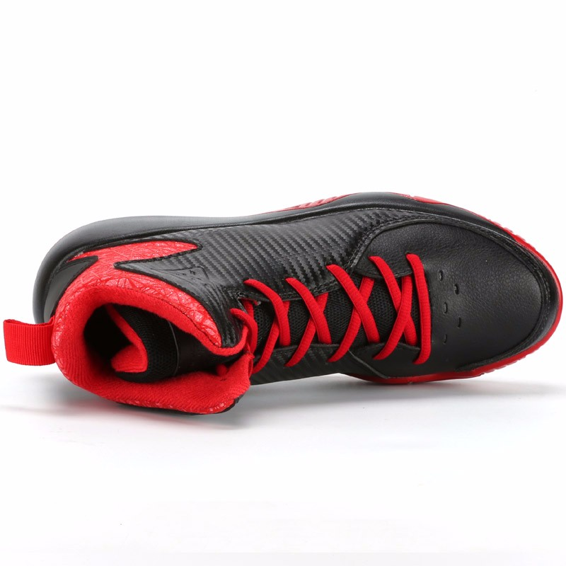 High Top Mens Shoes Casual Lace Up Breathable Trainers Spring Autumn Sport Black White Red Basket Shoes Outdoor Size 39-44 YD43 (20)