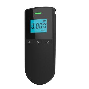 AT8030 Professional Police Digital Breath Alcohol Tester Breathalyzer Analyzer Detector Practical Tester