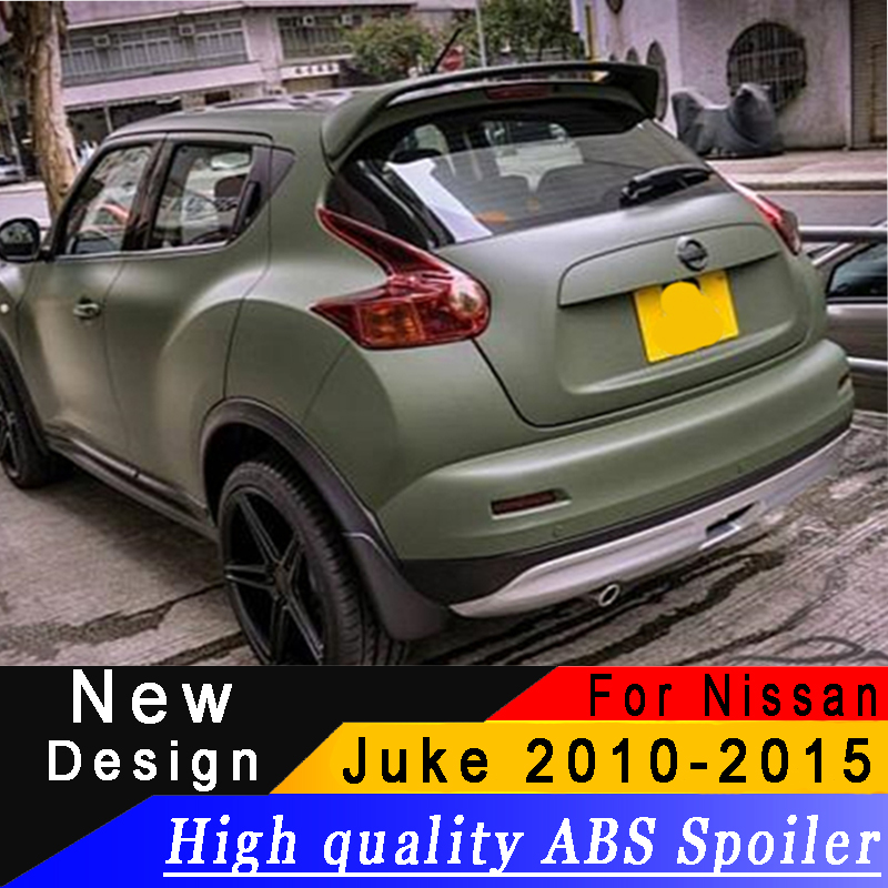For 2016 to 2017 new Nissan Juke Big roof spoiler High quality ABS Material Primer or