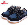FLAMINGO 100% Russian Famous Brand 2016 New Arrival Spring Kids shoes Fashion High Quality children sneakers 61-CP108/61-CP109